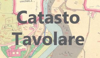 Catasto Tavolare